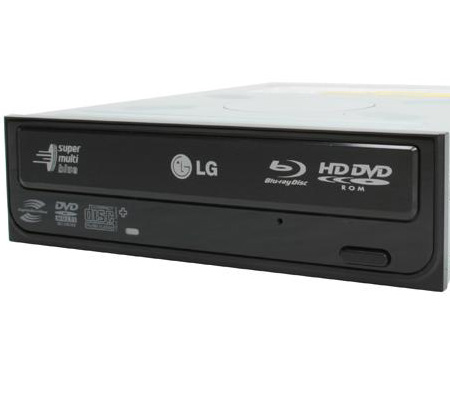 LG Blu-Ray & HD-DVD Combo Drive