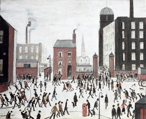 Mill Scene