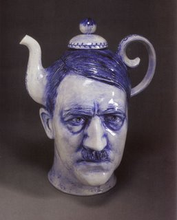 Hitler the teapot